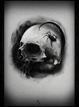 Skull by KGArtDesign