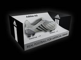 Adidas shoebox presentation by deasel