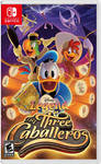Legend of The Three Caballeros - Nintendo Switch