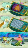 Patrick hates MOET