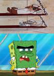 Abrasive SpongeBob hates Person to Prison