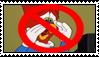 Anti-Downsized Woody stamp