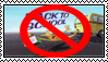Anti-Back to School stamp