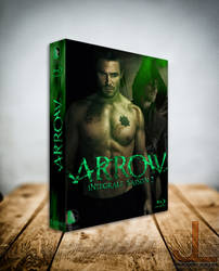 Arrow - Saison 2 - Blu-Ray by Jonattend