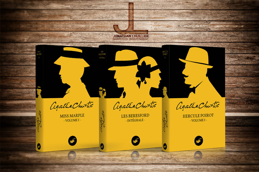 Agatha Christie - Integrale Personnages by Jonattend