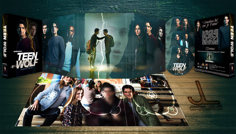 Teen Wolf - Saison 6A DVD by Jonattend