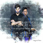 Malec - You've unlocked something in me
