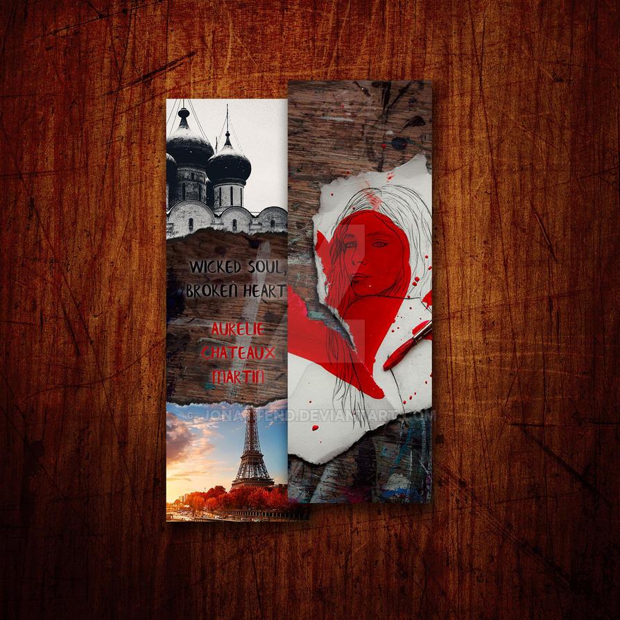 Marque-Page Wicked Soul Broken Heart (Commission) by Jonattend