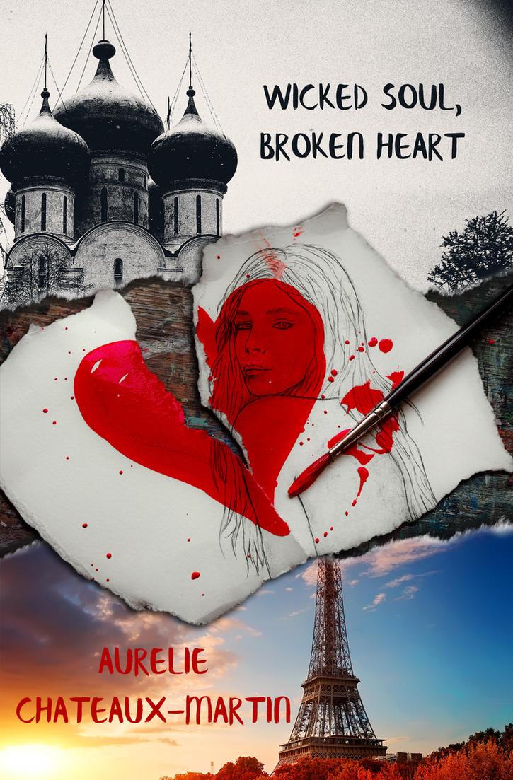 Couverture Wicked Soul Broken Heart (Commission) by Jonattend