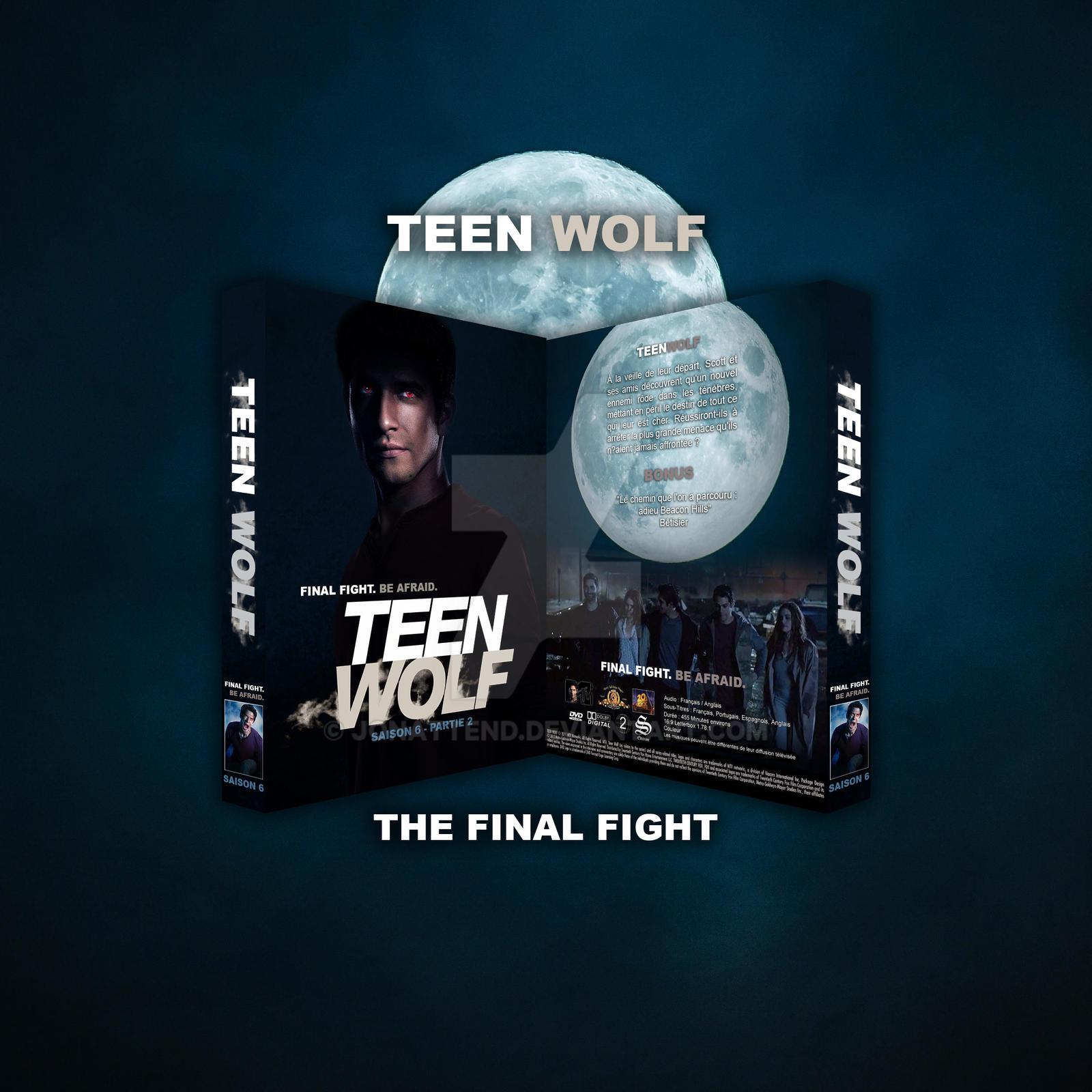 Teen Wolf - Saison 6B DVD by Jonattend