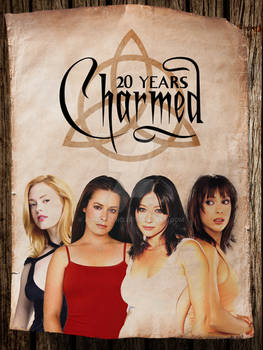 Charmed - 20 Years Poster