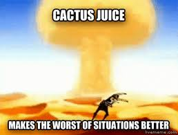 Cactus Juice by hikari528