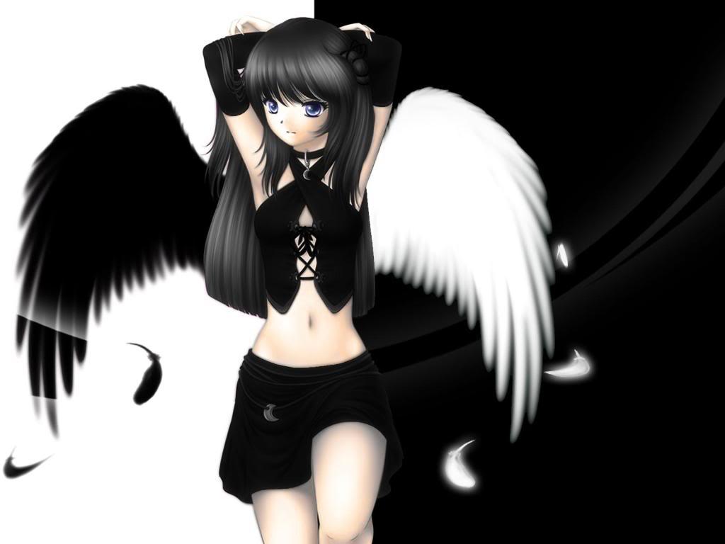 Fallen angel by hikari8 on DeviantArt