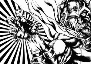 magneto inked