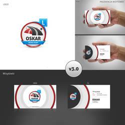 OSKAR - buisness cards