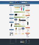 Internet shop layout - final