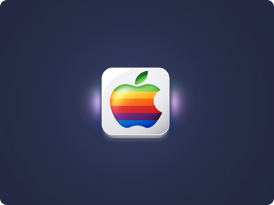 Apple Icon by Nexert