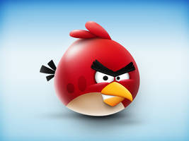 Angry Bird Icon by Nexert