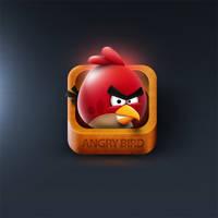 Angry Bird iOS Icon by Nexert