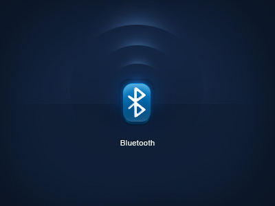 Bluetooth Icon by Nexert
