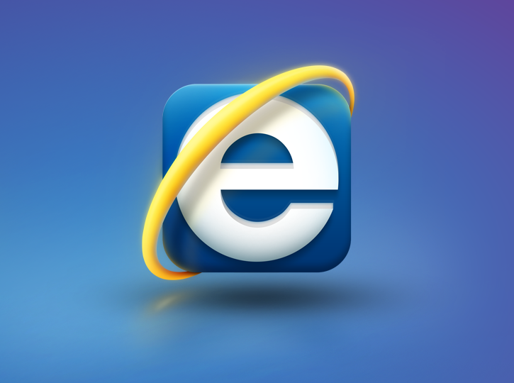 Internet Explorer Icon by Nexert