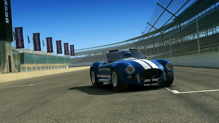 An actual Serious post about the 427 Cobra S/C by AMclaren12CandR8V10