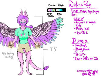 Wisteria REF (NOT BY ME!) by AMclaren12CandR8V10