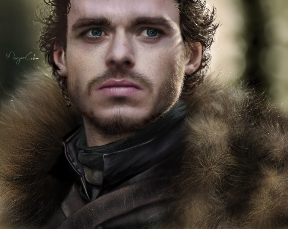 Superb Robb Stark: The King In The North By MaayanCohen ...