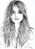 Golden Hair by justcallmemike
