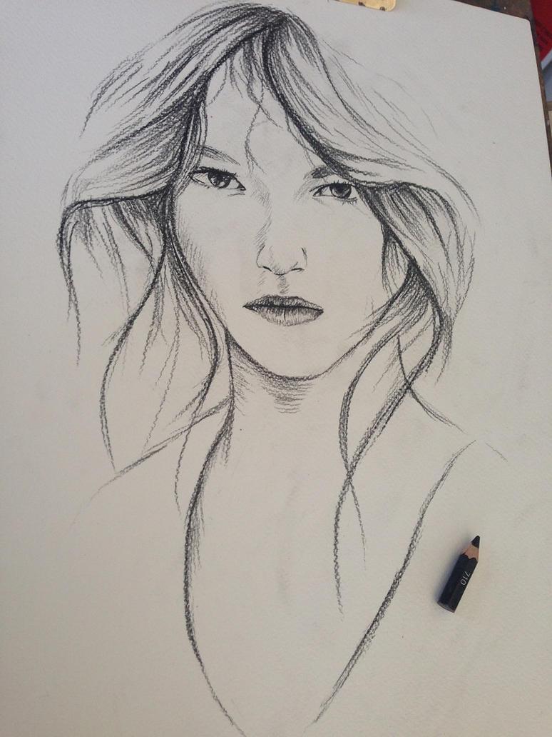 Sketch by justcallmemike