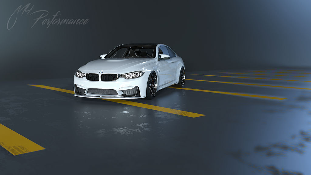 Free Download Bmw M4 3d Model Wallpaper By Fmdi On Deviantart