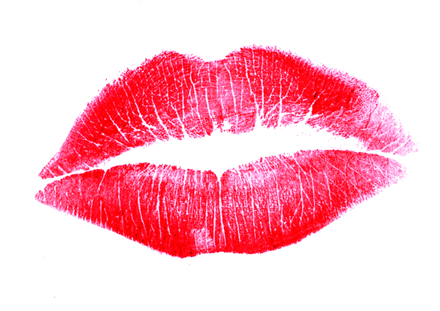 Red Lips PNG by NatyJonasProductions