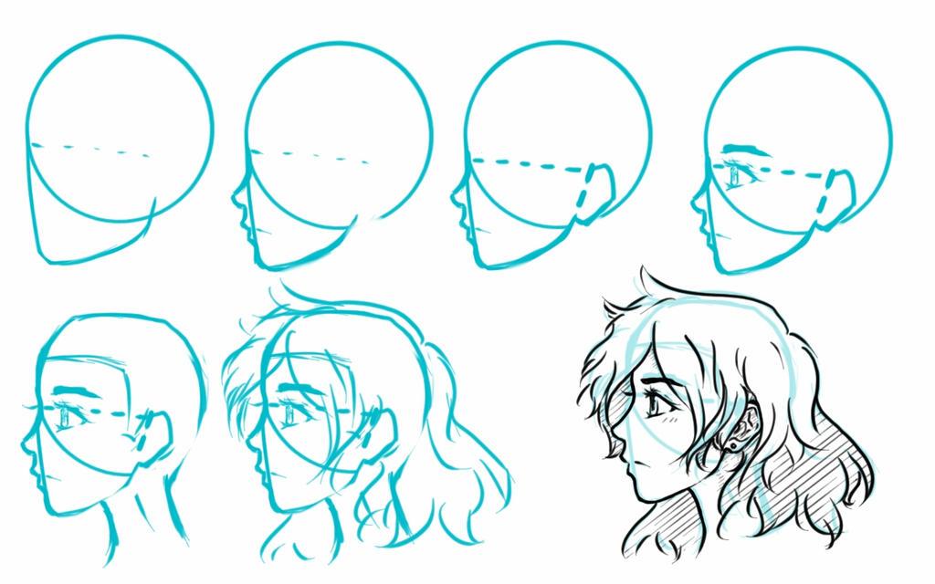 30+ Anime Face Profile Pic Gif