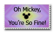 Disney Stamp Contest Entry 15 by Deep-Emerald