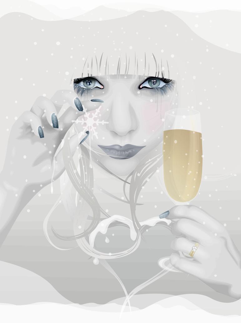 Winter feelings by So-ghislaine