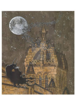 The Bats of St.Giles