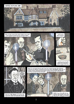 Sceptic Page 1