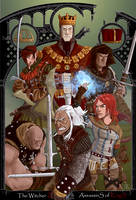 ASSASSINS of KINGS by BloodG