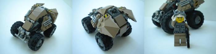 Scarab ATV by Shorjok