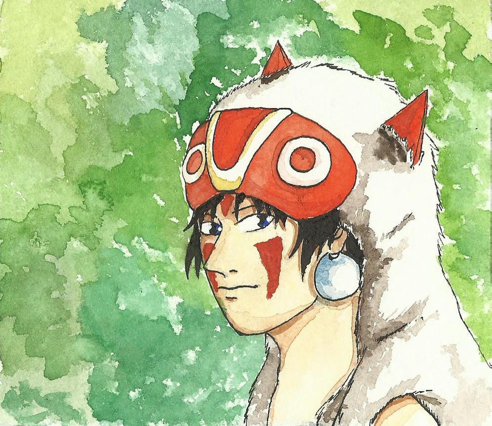 Mononoke by crazy-fruit