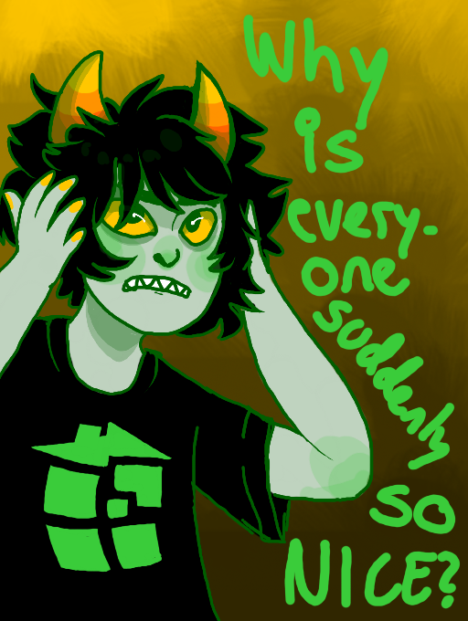 Request: fandomstuck by Magdaleen-96