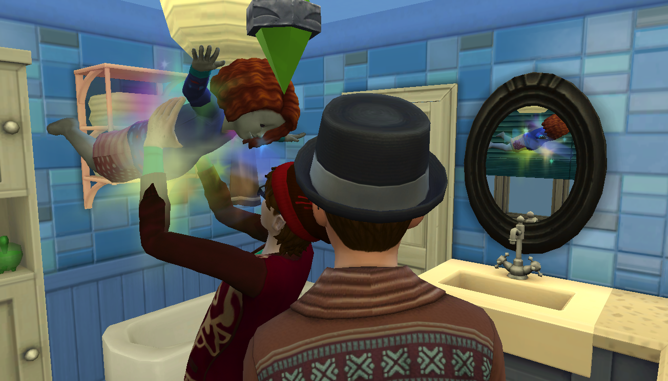 Vampires And Mirrors The Sims Forums