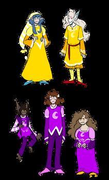 HS crossover - moon vampires, v2