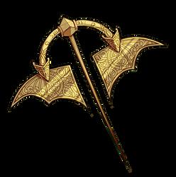 einarr's penannular bat brooch