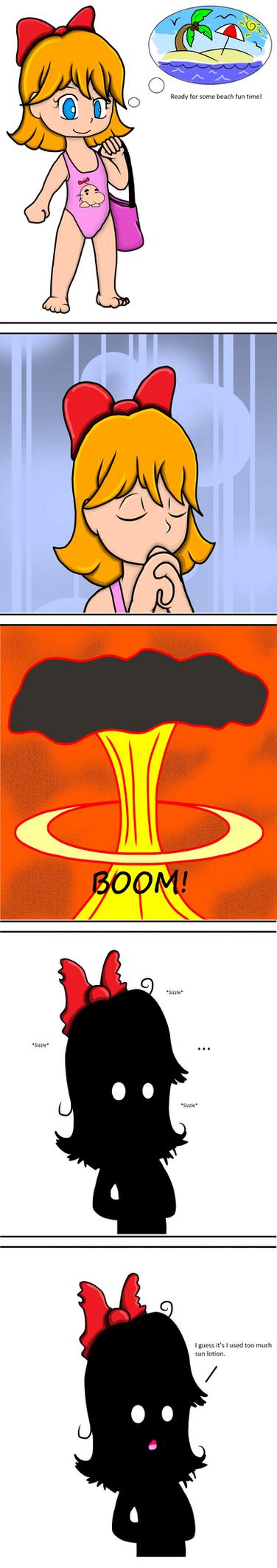 Teleport BOOM by AngryOldBat