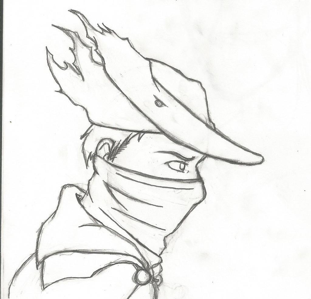 Bloodborne sketch by AngryOldBat
