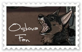 Oskova fan Stamp by xXKalassinXx