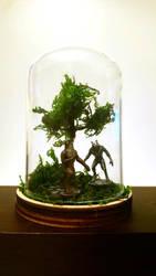 miniature figurines from Kekswolf  by xXKalassinXx