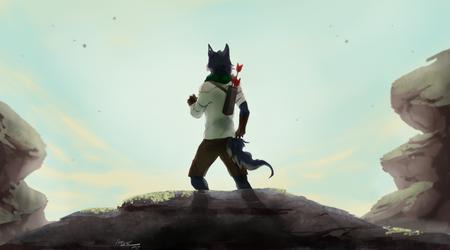 New Land by AzorArt
