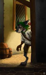 Rouven by Zerda-Fox